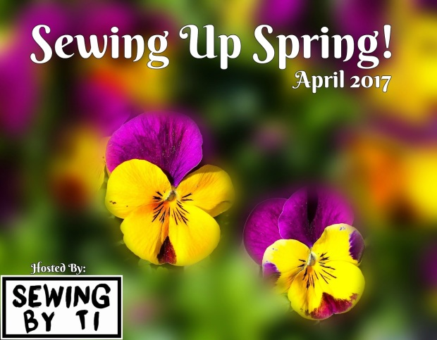 sewing up spring
